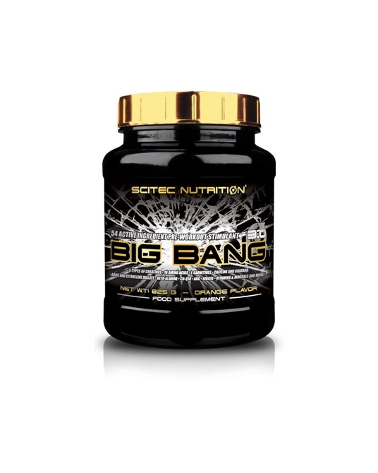 Scitec Nutrition Big Bang 2.0  825gr