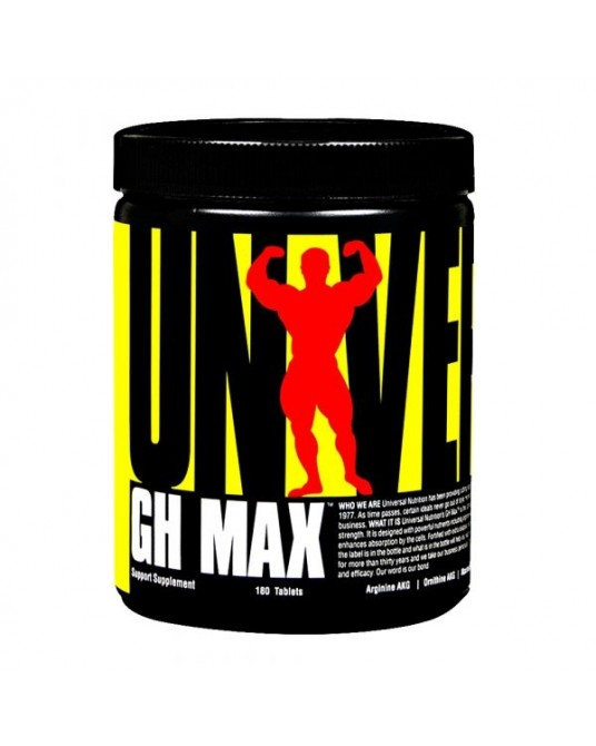 Universal Nutrition GH Max 180 caps