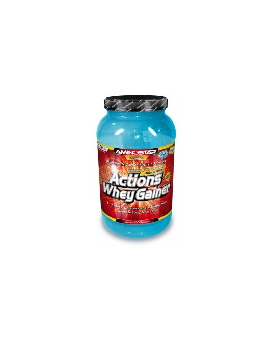 Whey Gainer Actions 2,25kg