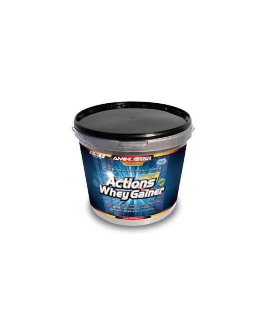Whey Gainer Actions 7kg