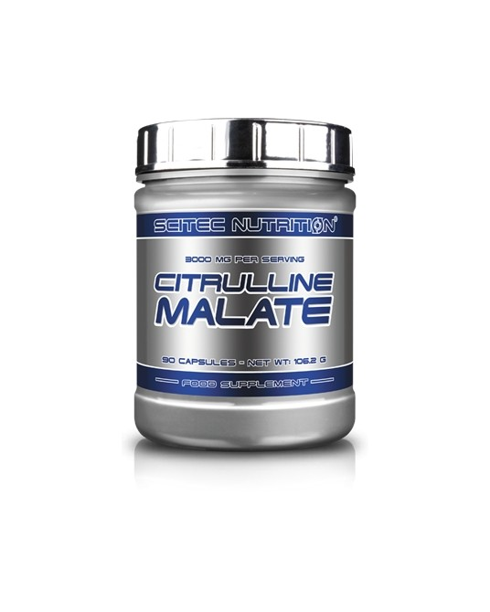 Scitec CITRULLINE MALATE 90 caps