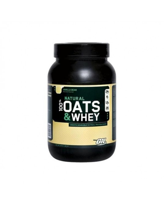 Natural 100% Oats & Whey 1,36kg