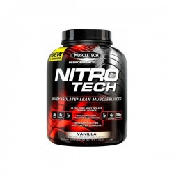 Muscletech nitro tech® performance series (1.800g)