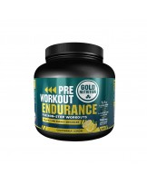 Gold Nutrition Pre Workout Endurance 300 gr limão