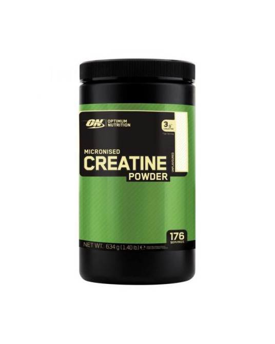Optimum Micronized Creatine Powder 317g
