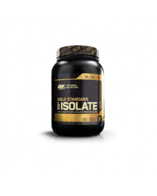 Optimum Gold Standard 100% Isolate 930g