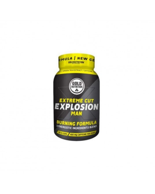 Gold Nutrition Extreme Cut Explosion Man 90 V-Caps