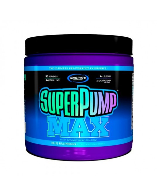 Gaspari Superpump Max 480g