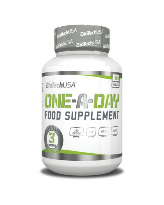 Biotech One a Day 100 cápsulas