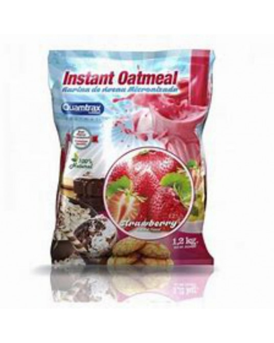 Quamtrax Instant Oatmeal  1,2 Kg