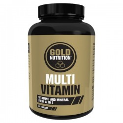 Gold Nutrition Multi Vitamin 60 comprimidos