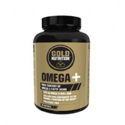 Gold Nutrition Omega + Plus 90 caps