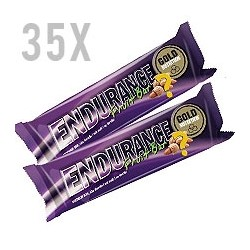 Gold  Nutrition ENDURANCE FRUIT BAR 35 unid