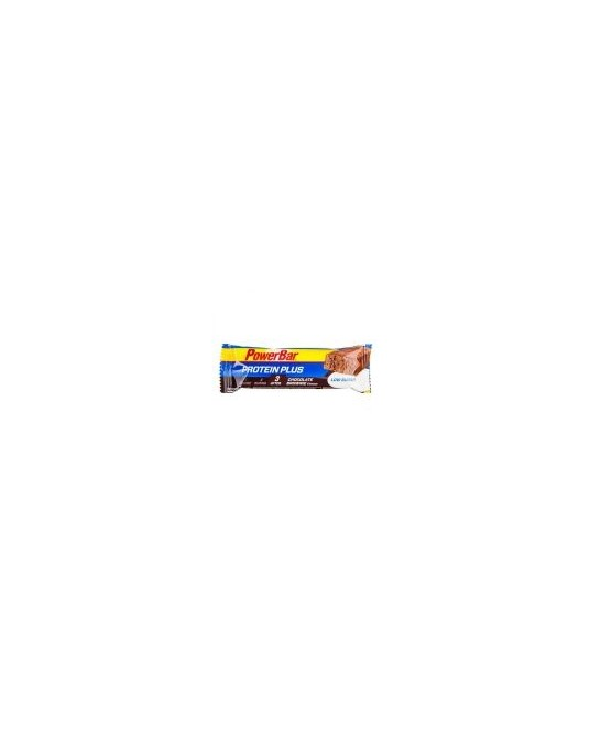 PowerBar Protein Plus Low Sugar Bar 30x 35g Chocolate