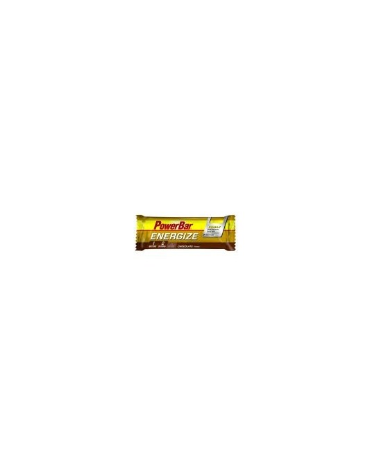 PowerBar Energize Bar 25x 60g Banana