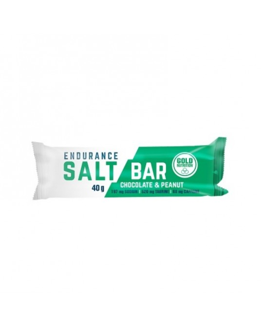 GoldNutrition Endurance Salt Bar 15x 40g