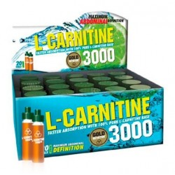 Gold nutrition L-Carnitina 3000
