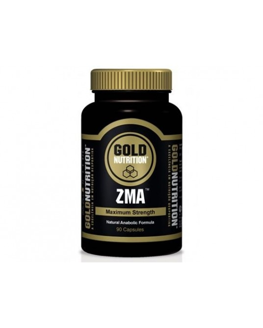 Gold nutrition ZMA 90 capsulas