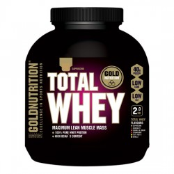 Goldnutrition Total Whey 2kg
