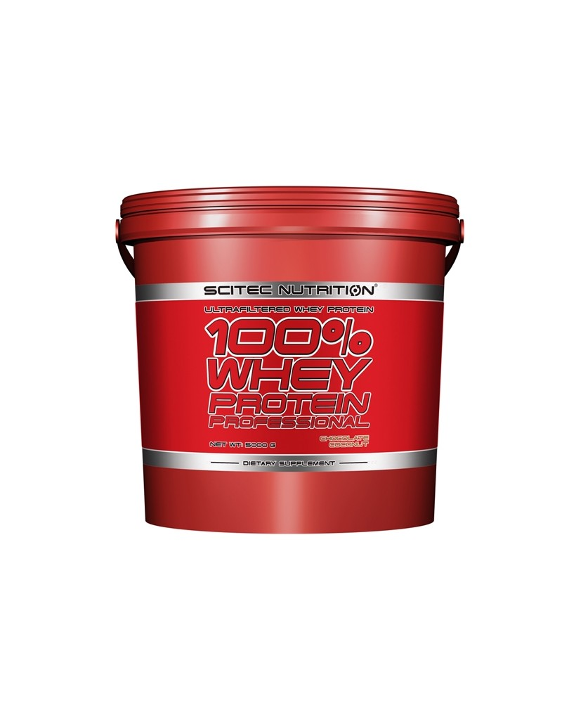 100% Whey Proteín Professional 5kg