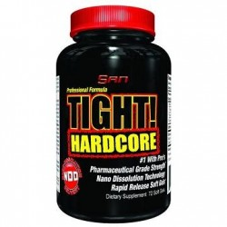 Tight Hardcore 72 Softgels