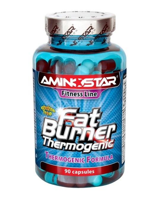 Fat Burner Termogenic 90 capsulas